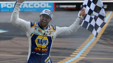 Foto de Chase Elliott disputará 24 Horas de Daytona pela Action Express