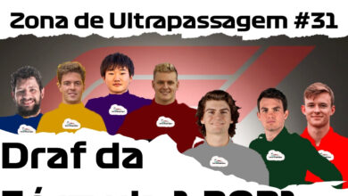 Foto de Draft no Podcast Zona de Ultrapassagem
