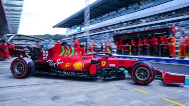 Foto de O GP da Turquia é uma nova oportunidade para trocar os motores