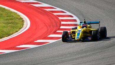 Foto de W Series: Pulling conquista pole para Corrida 1, enquanto Chadwick será a pole da Corrida 2 para o GP dos EUA