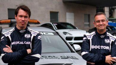 Foto de Membros do carro médico testam positivo para o Covid-19, F1 troca dupla para o GP da Turquia