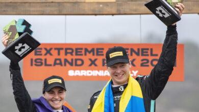 Foto de Rosberg X Racing aproveita azar dos rivais para vencer prova na Sardenha