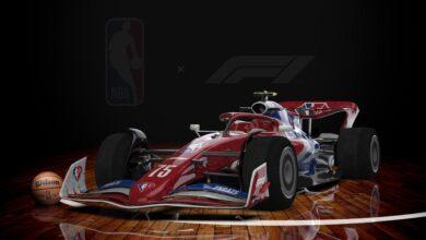 Foto de F1 fecha parceria com a NBA para celebrar os 75 anos da liga americana de basquete