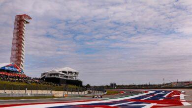 Foto de Preview completo para o GP dos Estados Unidos